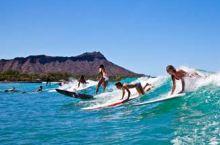 新年第一站,乐活夏威夷