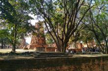 Thailand之旅-古城大城遗迹