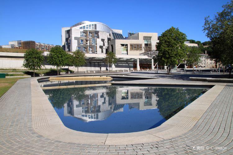 Scottish Parliament Building3