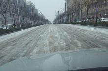 安徽省也冰天雪地!