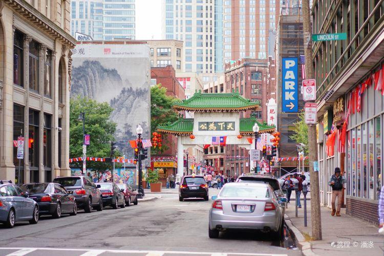 波士頓唐人街1
