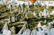 鸽子谷,卡帕多奇亚,土耳其