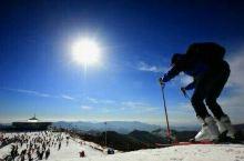 浙东第一大峡谷滑雪