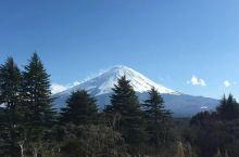 遠眺富士山....