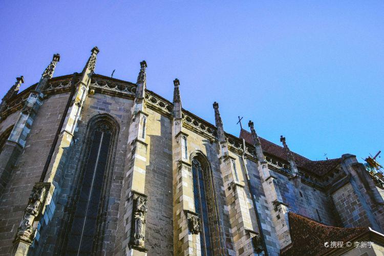 黑色教堂1