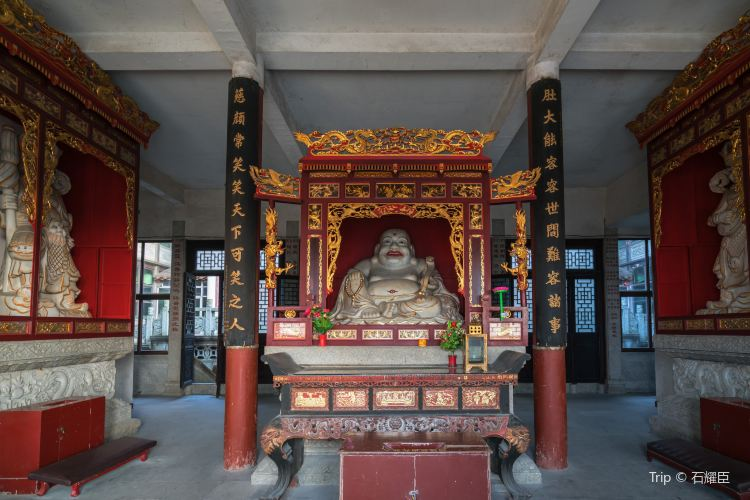 Shangfeng Temple1