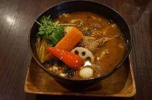 北海道名物-汤咖喱,绝对值得专程去一次的无敌美味