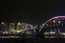 青田侨乡的夜景
