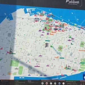 马累市旅游景点攻略图