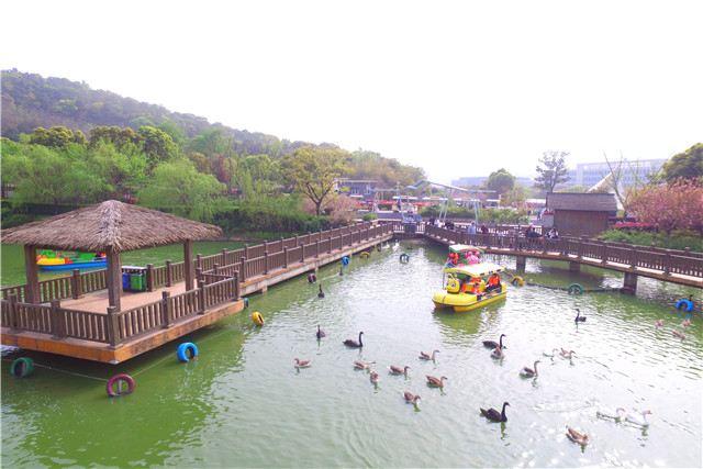 Wuxi Zoo,Taihu Lake Amusement Park2