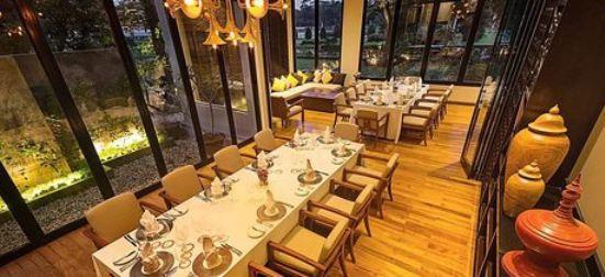 The Yangon Restaurant