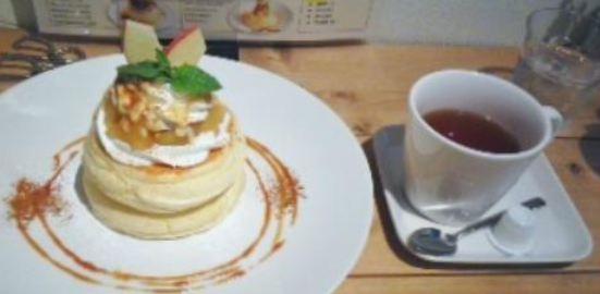 Pancake & Coffee Ease Cafe