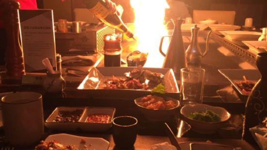 味家鐵板燒餐廳
