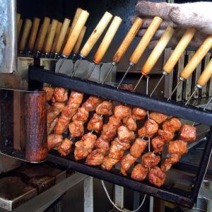 西镇电烤肉旅游景点攻略图