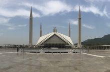 游巴基斯坦最大的清真寺