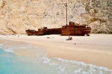 希腊 扎金索斯 沉船湾