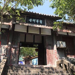 二佛寺旅游景点攻略图