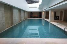 和平饭店泳池