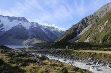 #向往的生活 冰川山涧行走-老少皆宜不可错过的库克步道