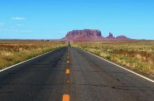 从西向东穿越美国-纪念碑谷