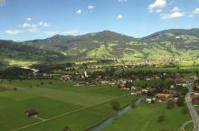 阿尔卑斯少女峰山脚下的城市——因特拉肯