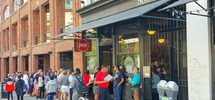 Jam Cafe on Beatty