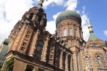 圣•索菲亚教堂及索菲亚广场,我一共拍摄了2天,从黄昏、夜晚,拍到清晨、下午,最后进入内部拍摄建筑艺术