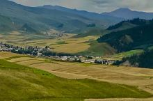 """历来有""""东方小瑞士""""之称的祁连县位于西宁西北方向300km处"""