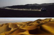 带孩子去沙漠,经历了很多从未有过的经历。