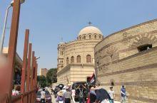 开罗城少有的罗马式建筑——圣乔治教堂