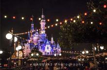 万圣节到上海迪士尼感受奇异魔法