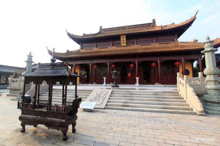 Ancient Shousheng Temple Scenic Area4