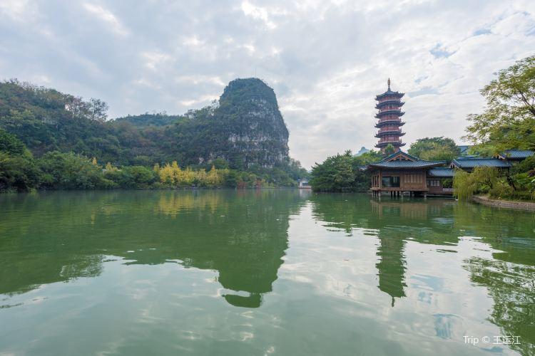 桂林木龍湖