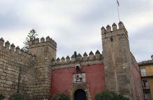 塞维利亚王宫