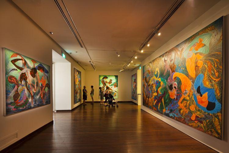 싱가포르 미술관2