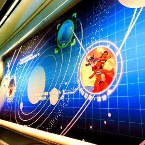 太空幸会史迪奇旅游景点攻略图