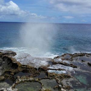 喷水海岸旅游景点攻略图