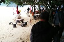 上岛有沙滩