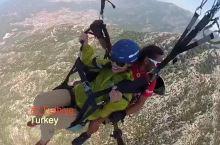 土耳其费特希耶滑翔伞