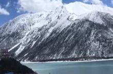 绝美然乌湖