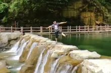 #嗨翻小长假#泉瀑峡,壮观的云台天瀑