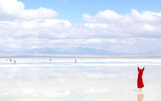 有一种自驾叫青海,有一种美丽叫茶卡盐湖!