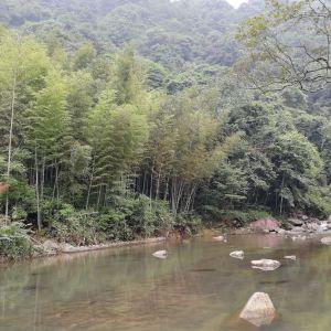 千泷沟大瀑布旅游景点攻略图