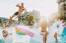 清凉一夏,来自温哥华的特色泳池精选