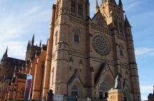 悉尼圣玛丽亚大教堂一一惊人的华美