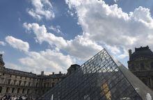 卢浮宫一日