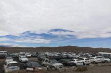 瓜州榆林窟停车场