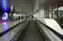 吉隆坡机场路过