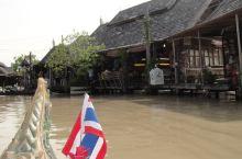 泰国杜拉拉水上市场