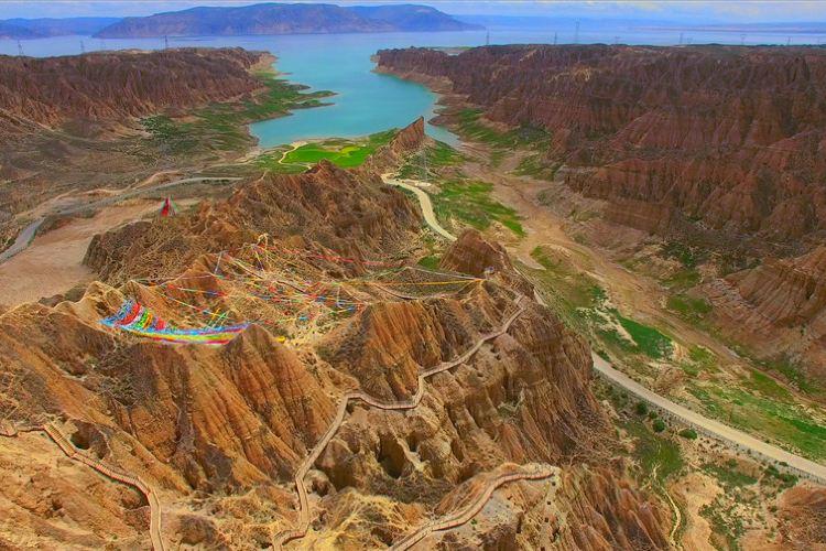 龍羊峽生態旅遊度假景區2